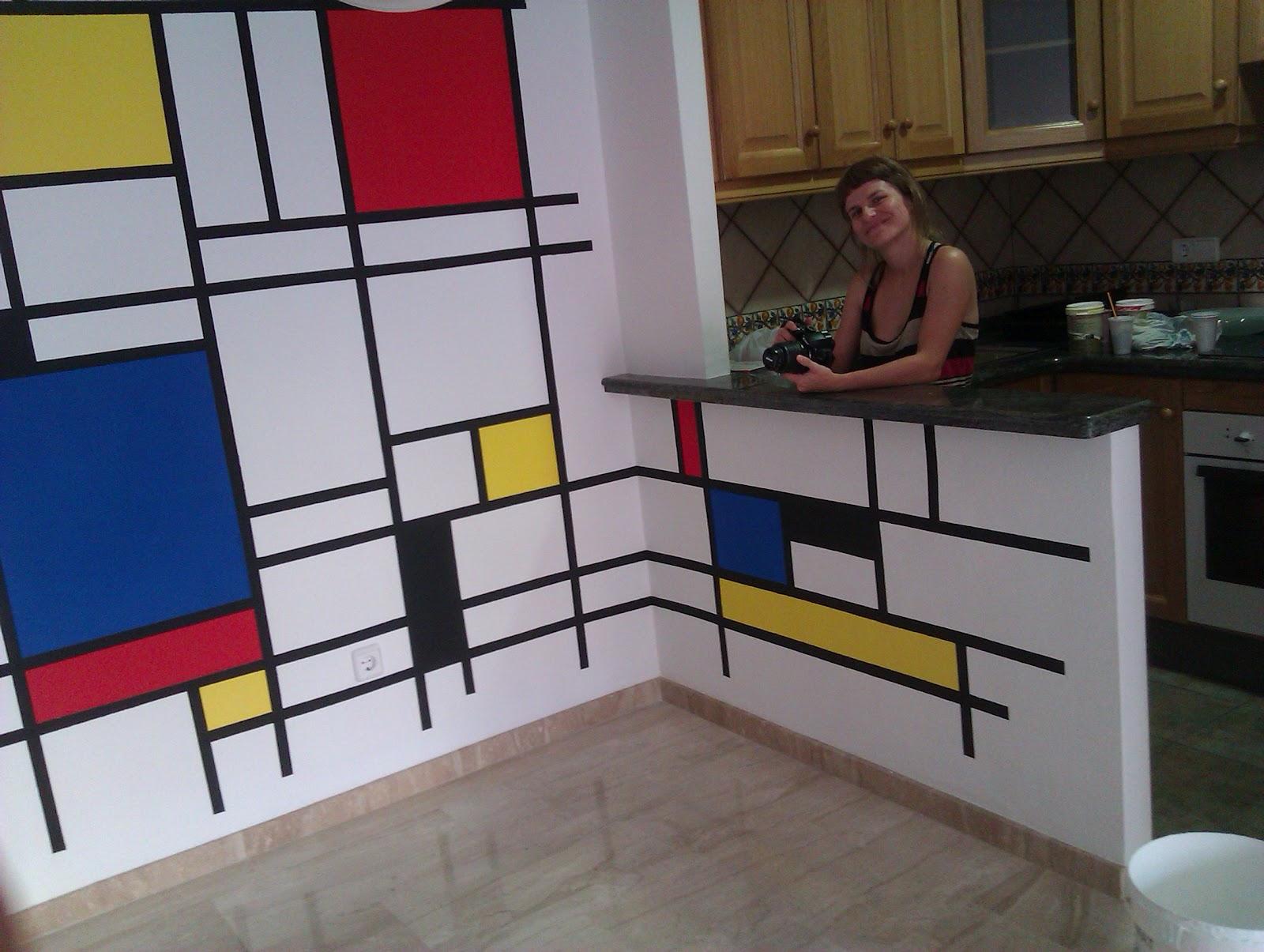 Agosto 2012 for Diseno de paredes con cuadros