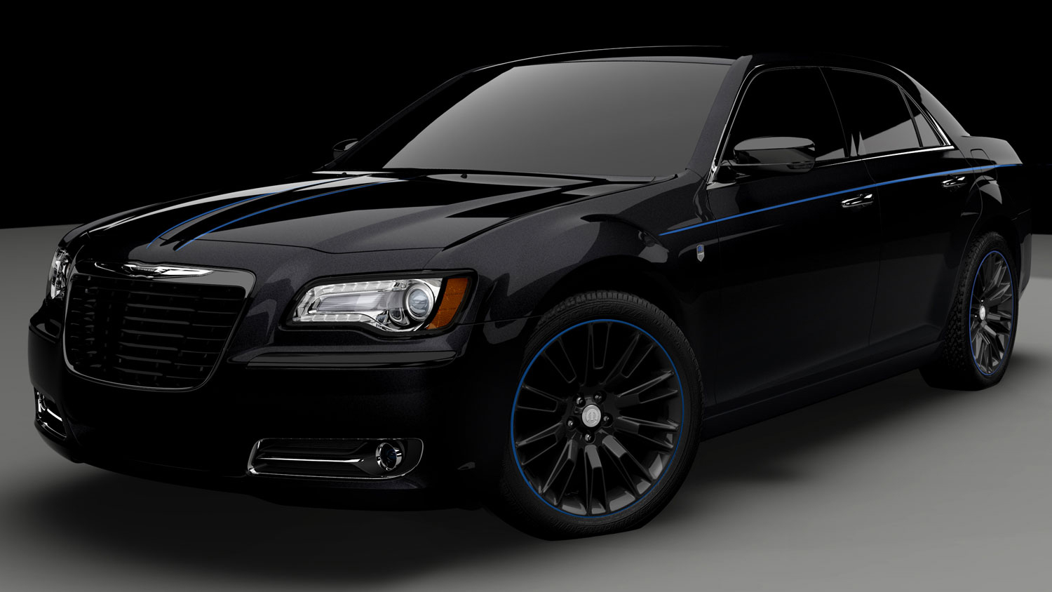 2012 Chrysler 300 Special Edition 75th Anniversary Of