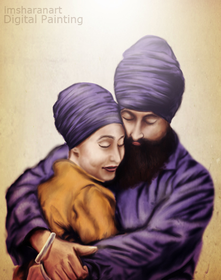 Punjabi Wedding Lovly Couple Pic | New Calendar Template Site