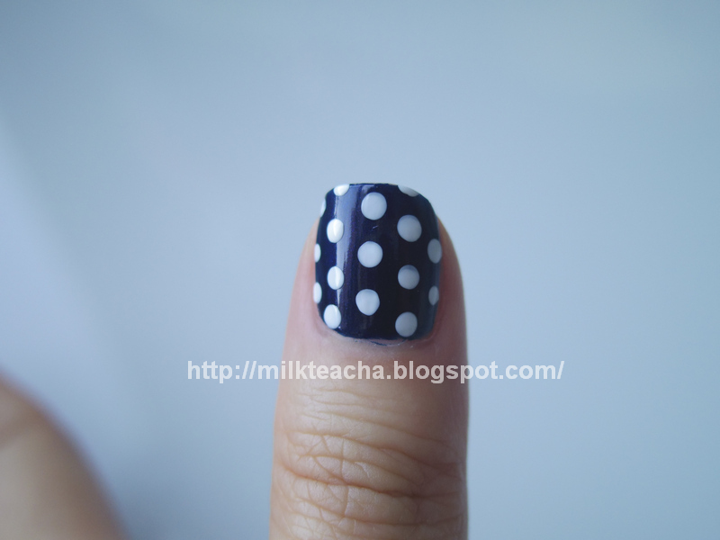 Vibrant Mix & Match nail 3