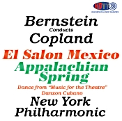 Classical candor copland appalachian spring hdcd review for Aaron copland el salon mexico score