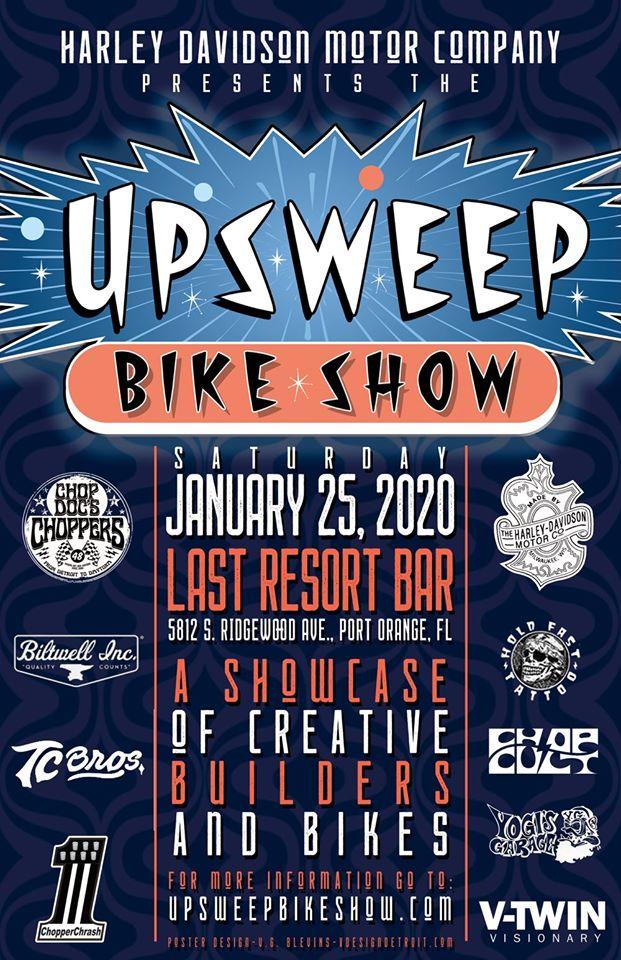 Upsweep Bike Show