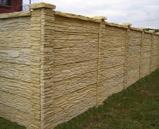 Каменный забор. Фото 9