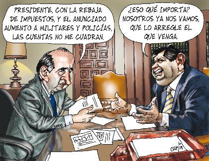 García Nunca Más II !!!