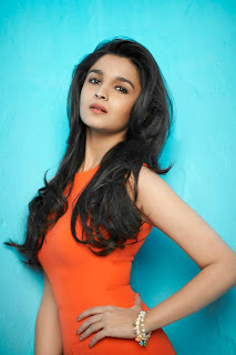 Gorgeous Alia Bhatt's Look Test Photoshoot for Dharma