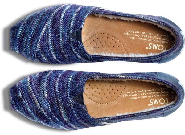 woven slip ons, woven slip on shoes, woven knit shoes, woven shoes, knit shoes, indigo shoes, indigo pained shoes
