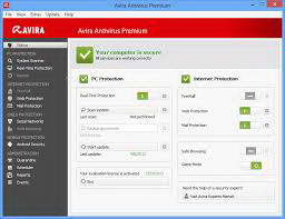 Avira Antivirus Premium 13.0.0.3736 plus Activation