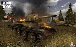 World Of Tanks обучение