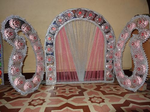 Makar Decoration Ganpati Kalyan Call 09324213478: Makar Decoration ...