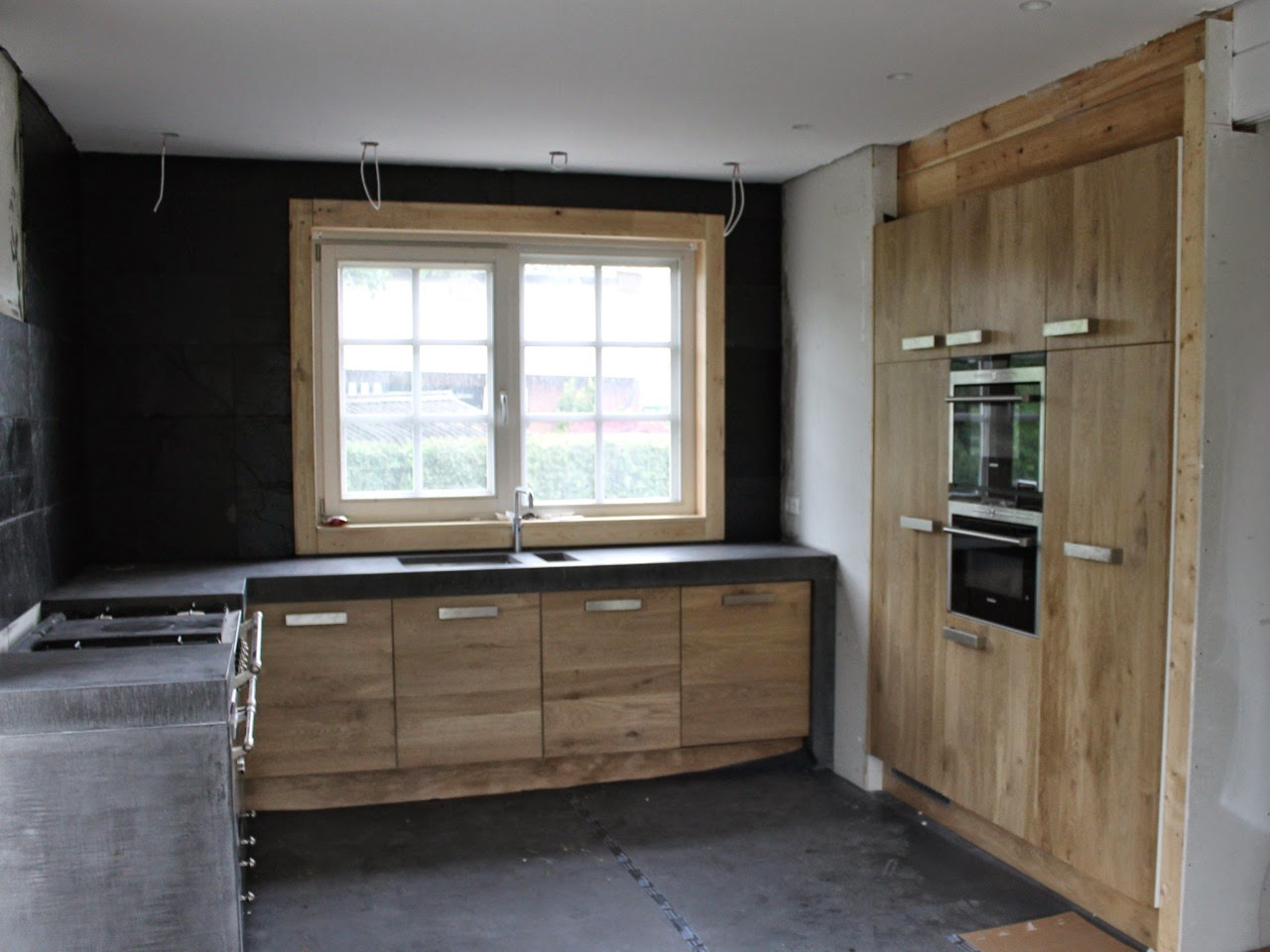 Ons nieuwe huis koak for Koak keuken
