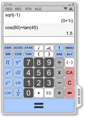 Online Scientific Calculator