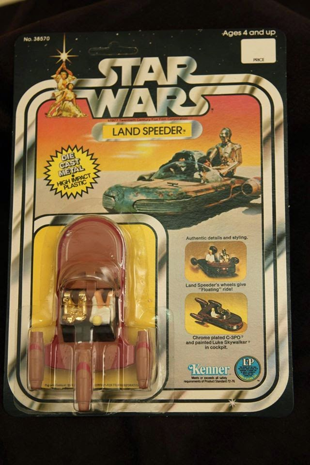 Kenner Star Wars Toys : From the desk of charles lippincott kenner toys