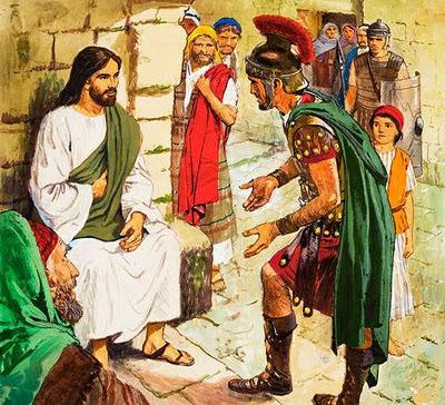 Resultado de imagem para Havia lá um oficial romano