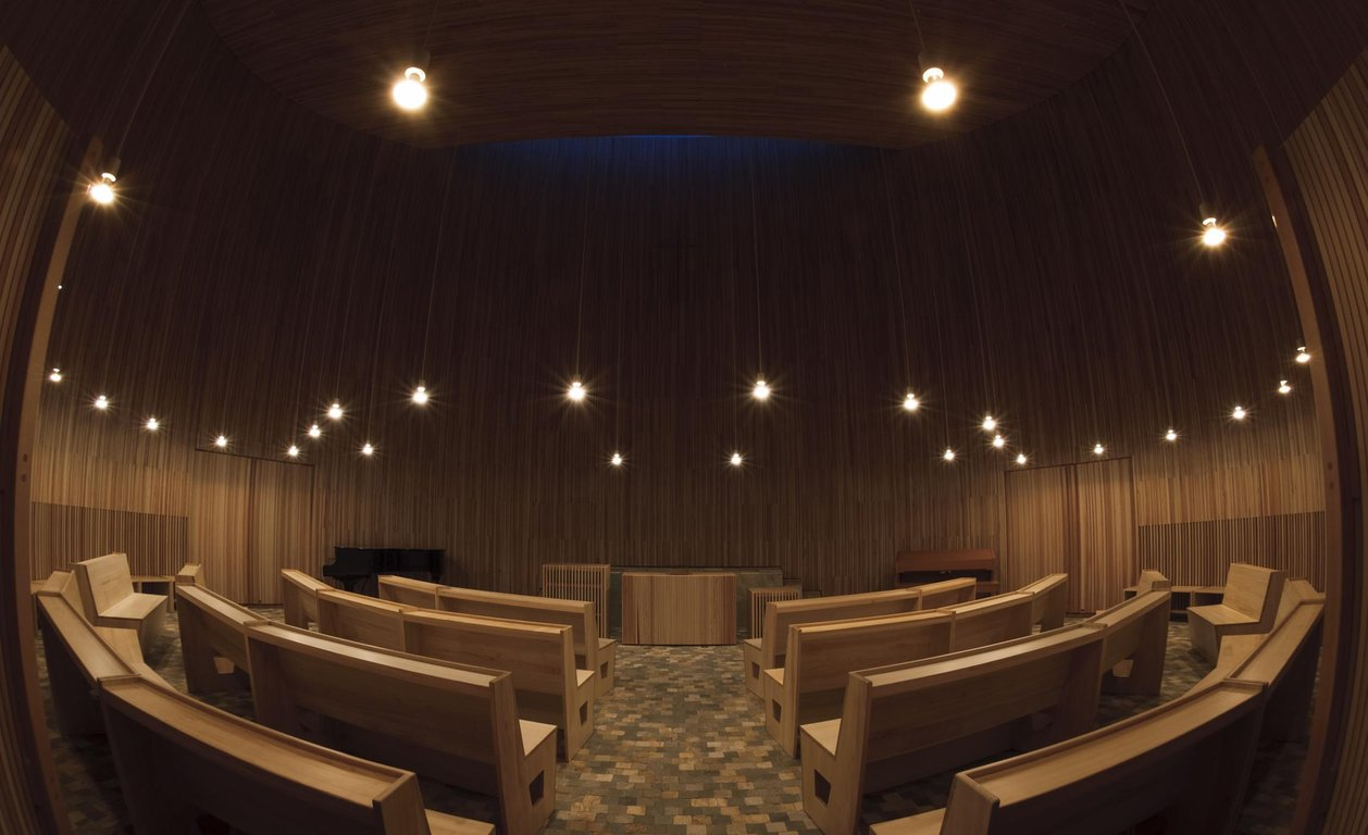 Zion Christian Church Videos Tezuka Architects | a ...