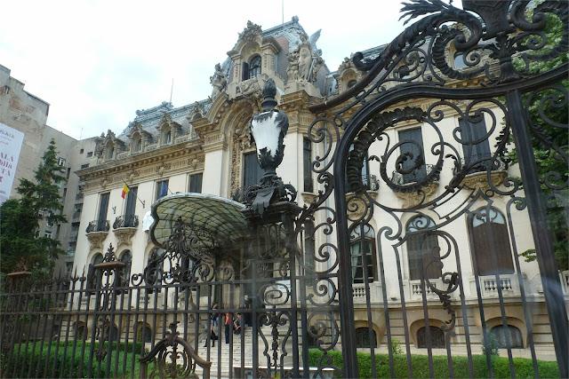 Museo de Música George Enescu, en Bucarest