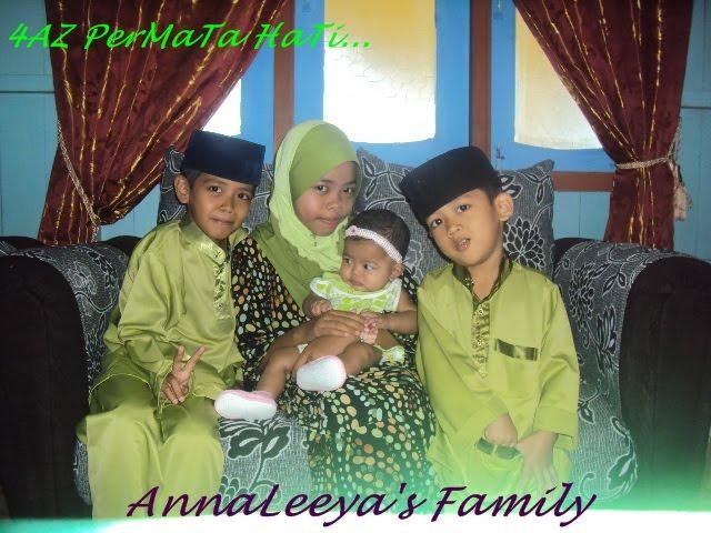 AnnaLeeya's FaMiLy..!!