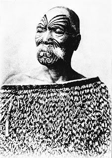 Ta moko - Maori