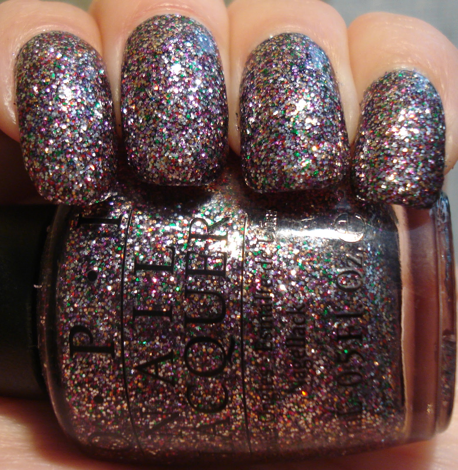 Little Miss Nailpolish: Vintage Challenge: OPI Mad as a Hatter ...