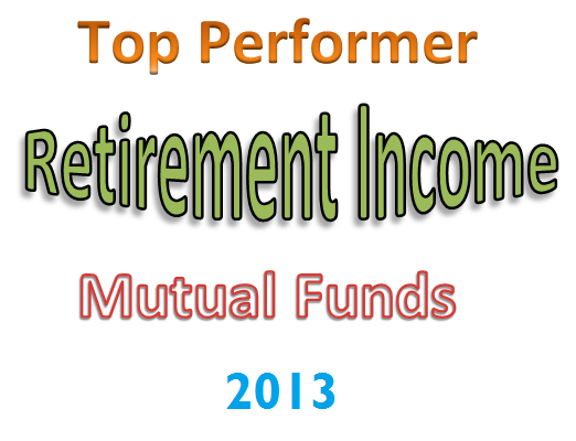 Top funds best performing retirement income mutual funds may 2013