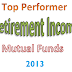 Best Performing Retirement Income Mutual Funds May 2013