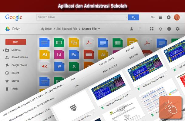 Aplikasi dan Administrasi Sekolah