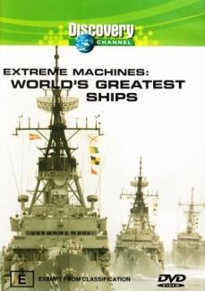 Discovery Turbo – Os Dez Melhores: Navios de Guerra