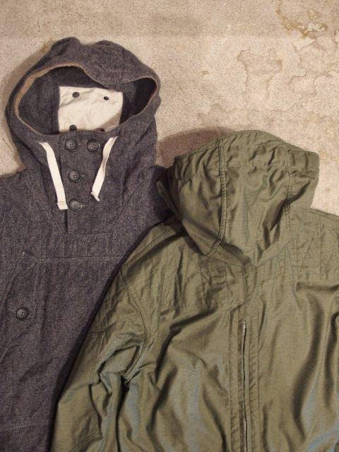 Engineered Garments Over Parka Fall/Winter 2014 SUNRISE MARKET