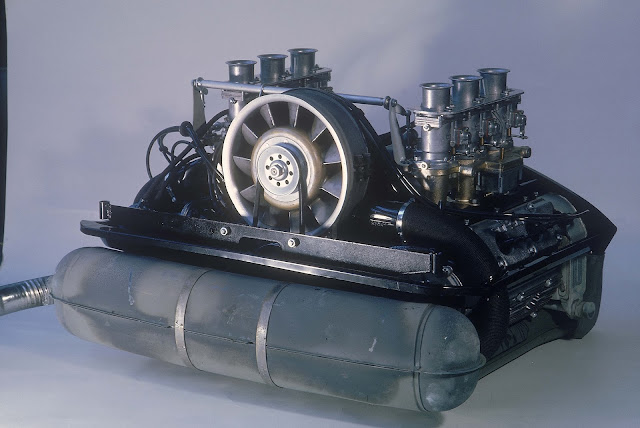 2.0-litre flat-six engine; Porsche 911; 1964