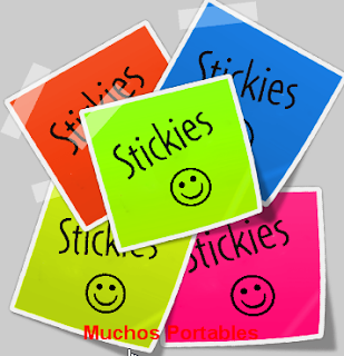 Stickies Portable
