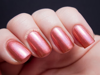 China Glaze Hologlam Collection Not In This Galaxy nail polish