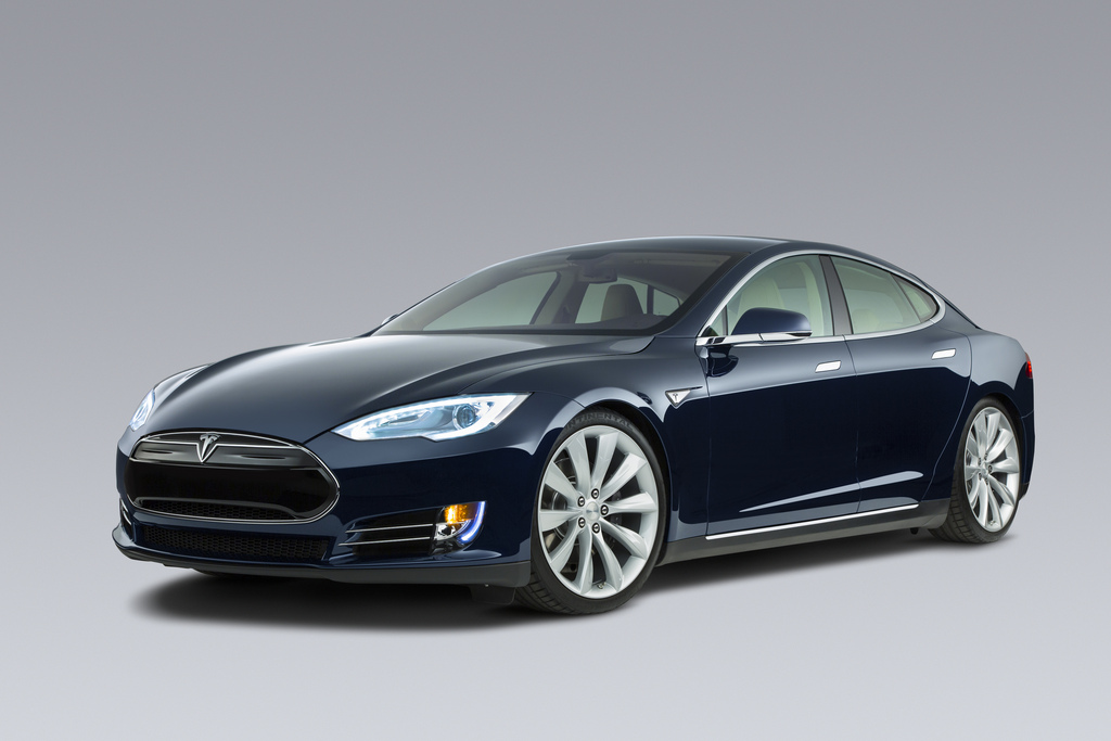 Tesla model s youtube 0-60