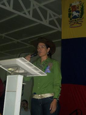 PALABRAS DE BIENVENIDA A CARGO DE LA DIRECTORA DEL IUTAC