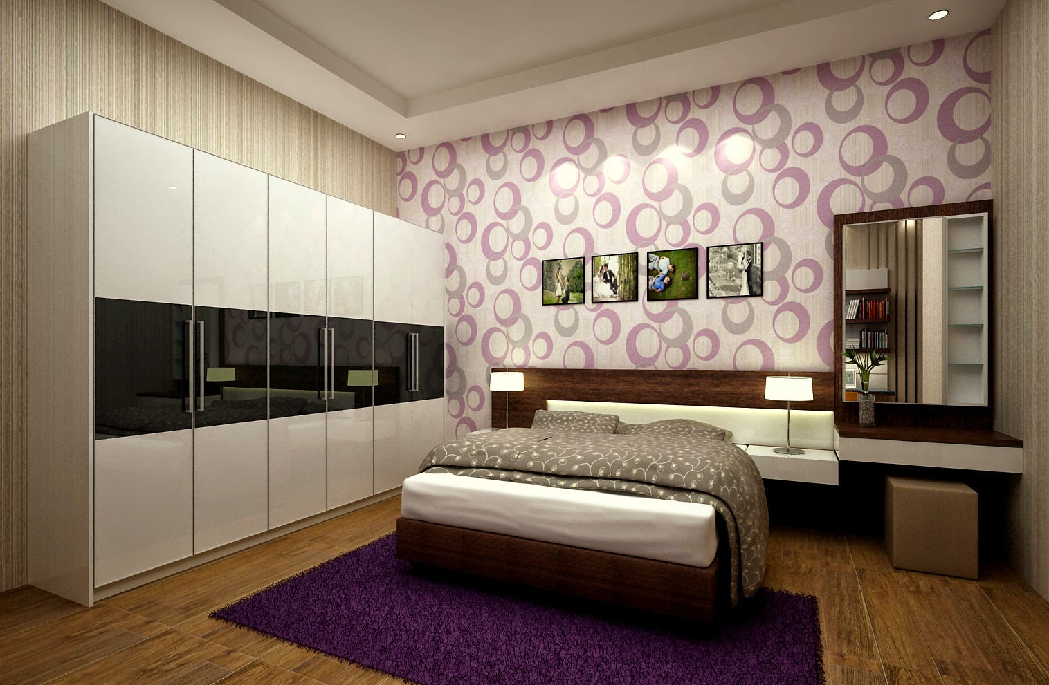 Design interior kamar minimalis - Design Kamar Set Minimalis