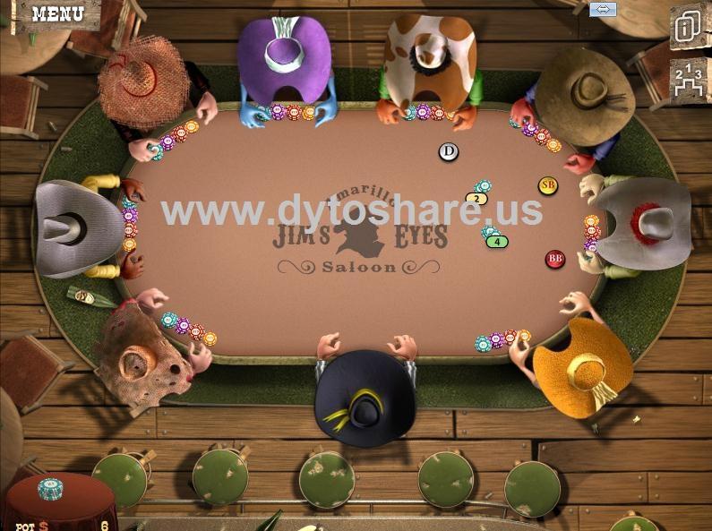 Governor of poker 2 registration key