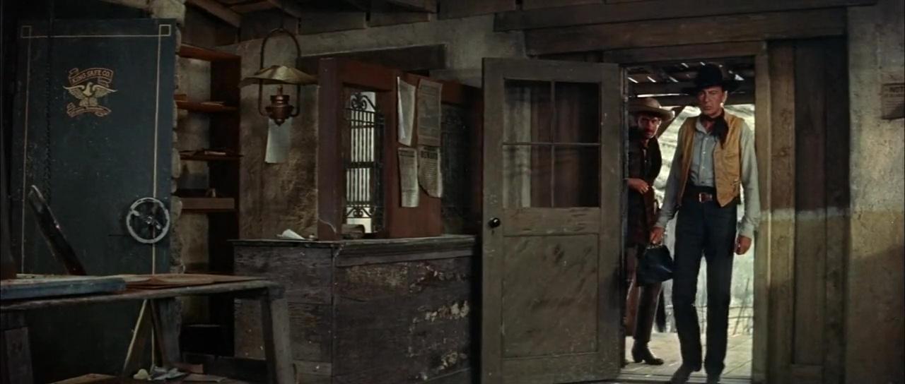 El Hombre Del Oeste [1958]