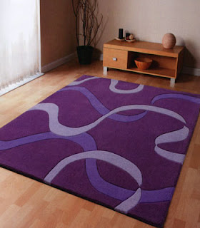 Purple Area Rugs. Out Of All Of The Colors In The Spectrum, Why Would