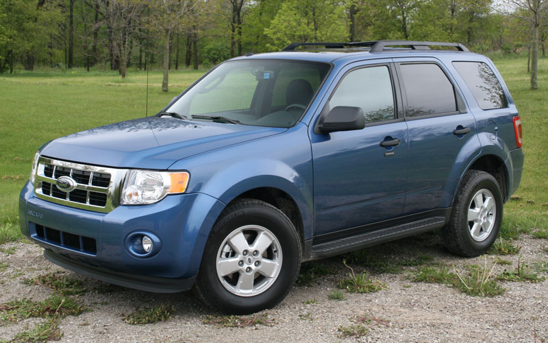 The Poor Car Reviewer 2008 2011 Ford Escape XLT amp Limited