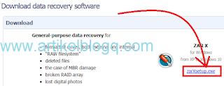 gambar cara download Aplikasi Zarx