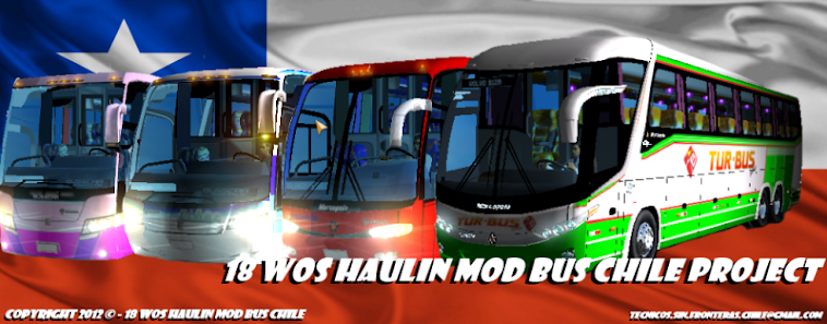 18 WoS Haulin Mod Bus Chile