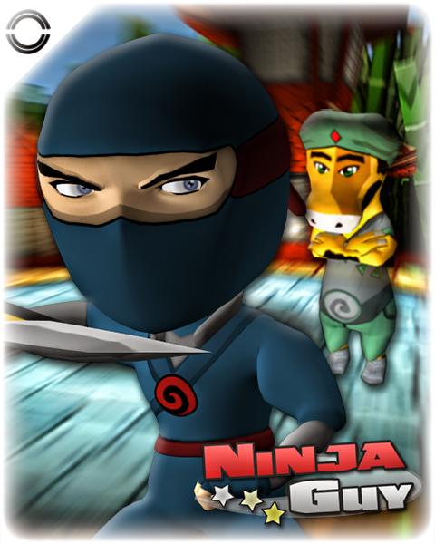 NINJA GUY PC GAME