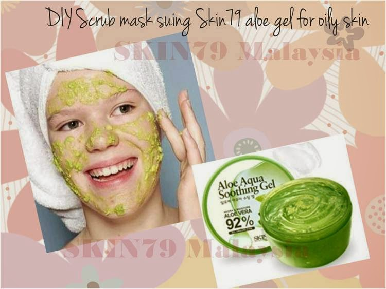 skin79 malaysia makeup cosmetic skin care products diy aloe vera glowing facial masks with. Black Bedroom Furniture Sets. Home Design Ideas