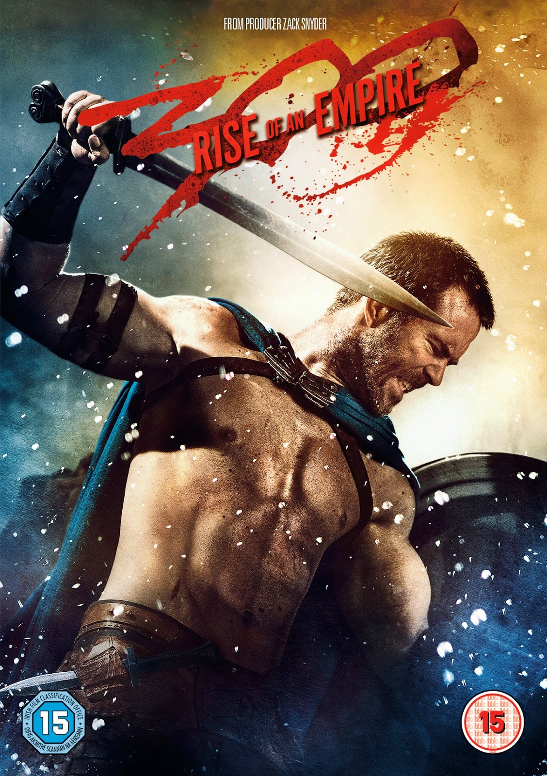 300: Rise of an Empire - Sullivan Stapleton