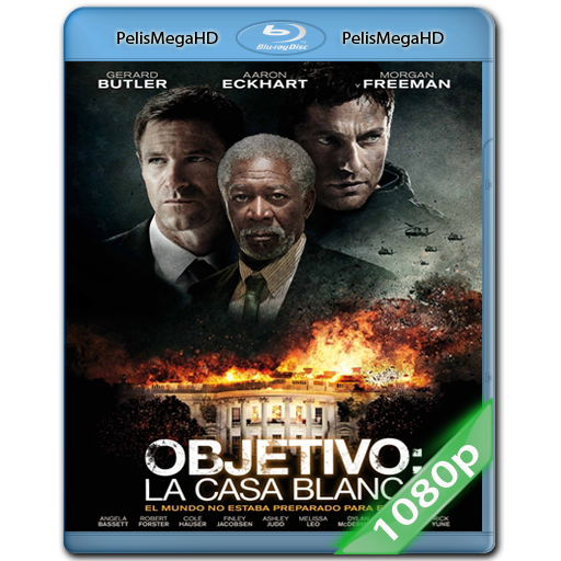 Objetivo: La Casa Blanca (2013) 1080P HD MKV ESPAÑOL LATINO