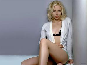 Scarlett Johansson habló sobre el robo de sus fotos intimas