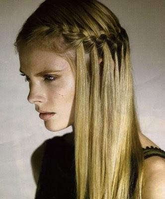 Trenzas De Novia en Pinterest Pelo Trenzado Peinados y