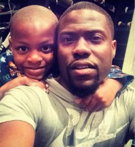 Kevin Hart's son to serve as best man on his wedding