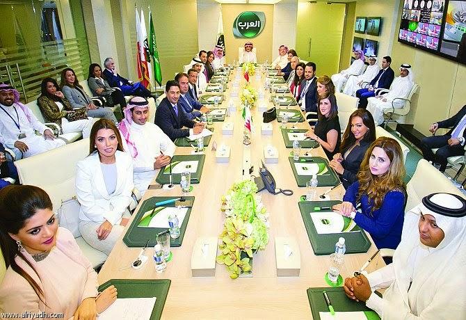 تردد قناة العرب, قناة العرب قطر ماكتنج, انطلاق قناة العرب,الوليد بن طلال