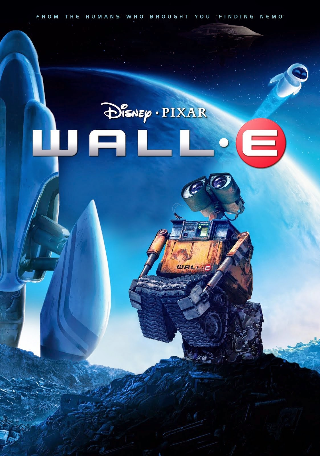 Watch WALL·E (2008) Online For Free Full Movie English Stream