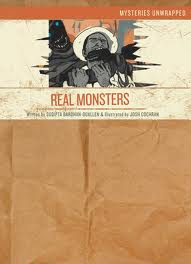 image - Real Monsters - mystery book review