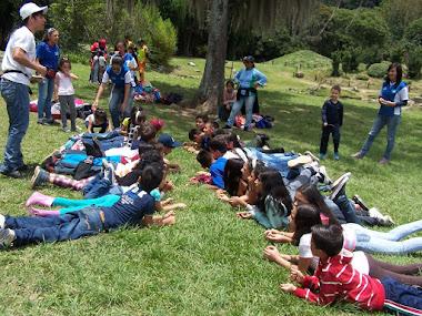 Más de seis mil niños merideños participan en planes vacacionales del Gobierno Nacional